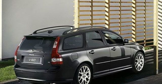 2012 Volvo V50 2  第7張相片