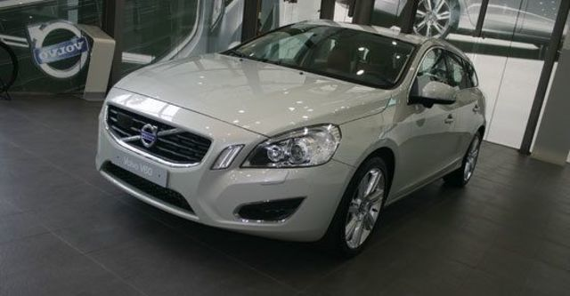 2012 Volvo V60 D3旗艦版  第1張相片