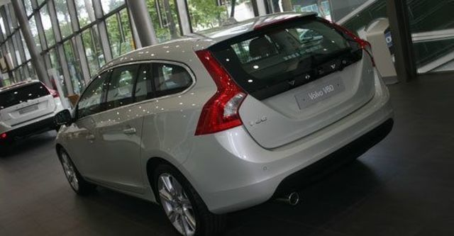 2012 Volvo V60 D3旗艦版  第3張相片