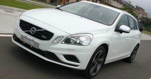 2012 Volvo V60 T5 R-Design  第1張相片