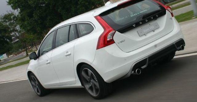 2012 Volvo V60 T5 R-Design  第3張相片