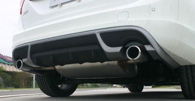 2012 Volvo V60 T5 R-Design  第11張相片
