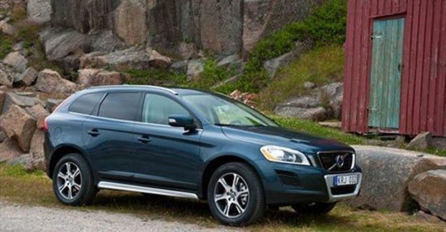 2012 Volvo XC60 T5 豪華版  第1張相片