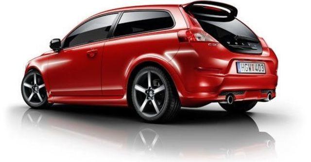 2011 Volvo C30 D4 R-Design  第3張相片