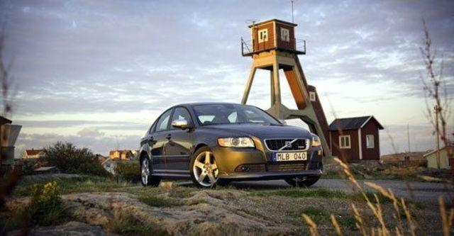 2011 Volvo S40 D4  第1張相片