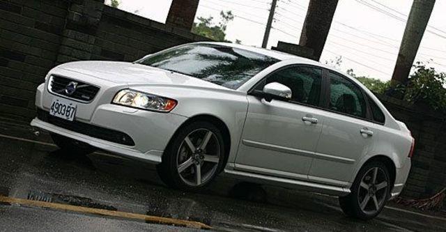 2011 Volvo S40 D4 R-Design  第1張相片