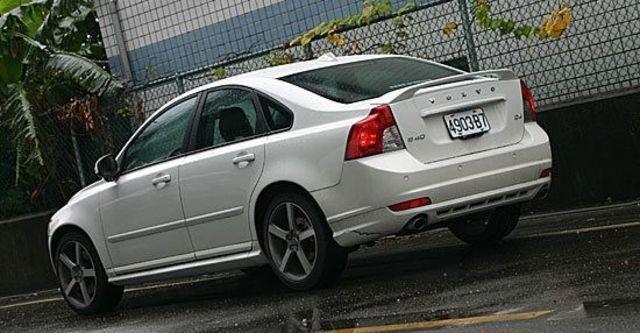 2011 Volvo S40 D4 R-Design  第3張相片