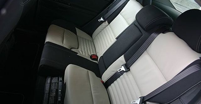 2011 Volvo S40 D4 R-Design  第7張相片