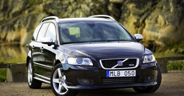 2011 Volvo V50 D4  第1張相片