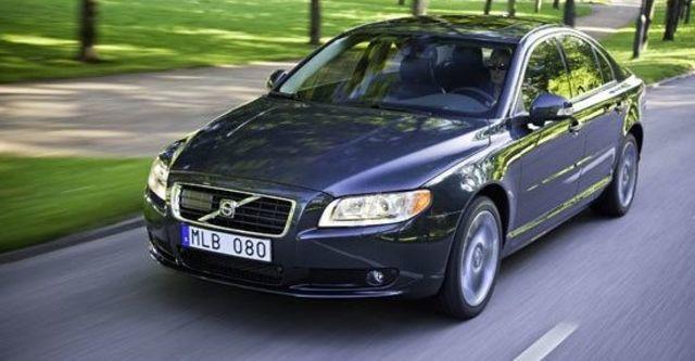 2010 Volvo S80 D5 旗艦版  第1張相片
