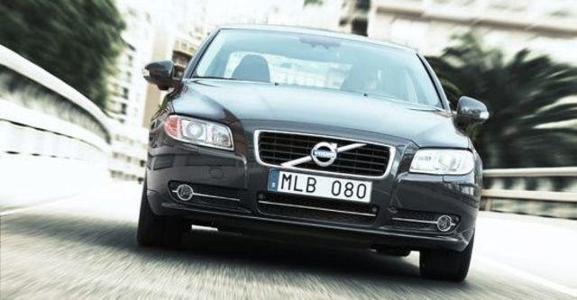 2010 Volvo S80 D5 豪華版  第1張相片