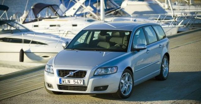 2010 Volvo V50 2.0  第1張相片