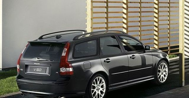 2010 Volvo V50 2.0  第3張相片