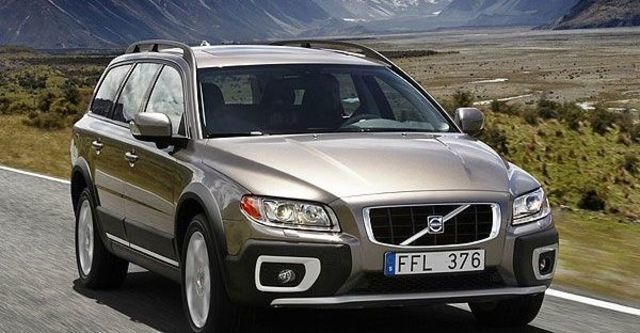 2009 Volvo XC70 D5  第2張相片