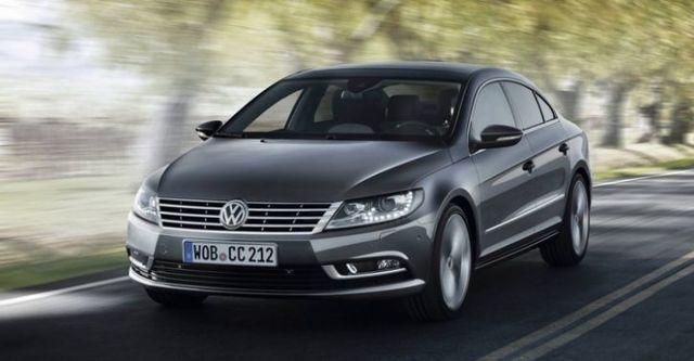 2014 Volkswagen CC 1.8 TSI  第1張相片
