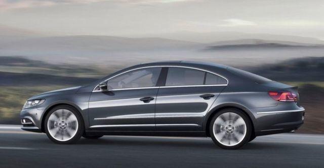 2014 Volkswagen CC 1.8 TSI  第4張相片