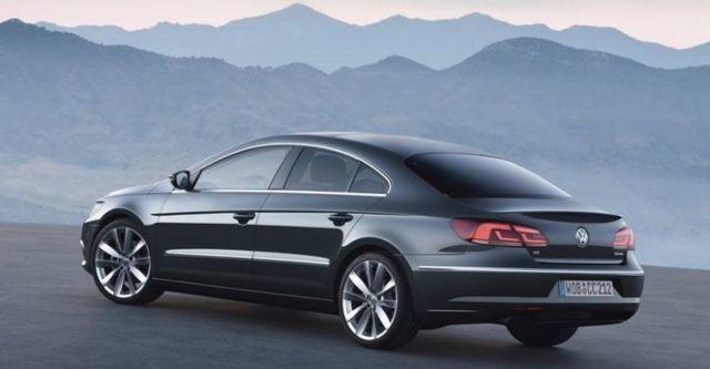 2014 Volkswagen CC 1.8 TSI  第5張相片