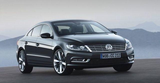 2014 Volkswagen CC 2.0 TDI BlueMotion  第3張相片