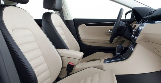 2014 Volkswagen CC 2.0 TDI BlueMotion  第8張相片