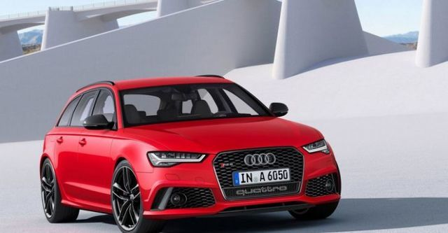 2015 Audi A6 Avant(NEW) RS6  第1張相片