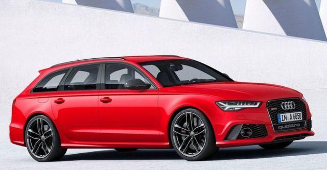 2015 Audi A6 Avant(NEW) RS6  第2張相片