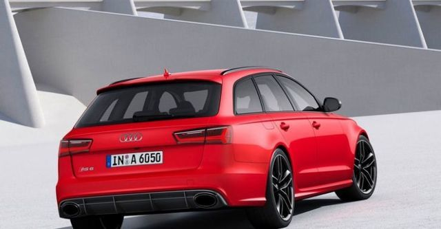2015 Audi A6 Avant(NEW) RS6  第3張相片