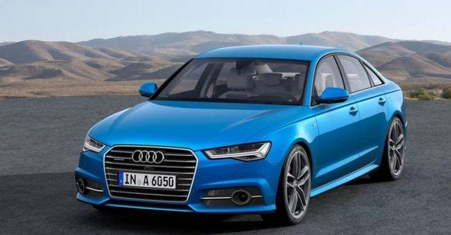 2015 Audi A6 Sedan(NEW) 35 TFSI  第1張相片