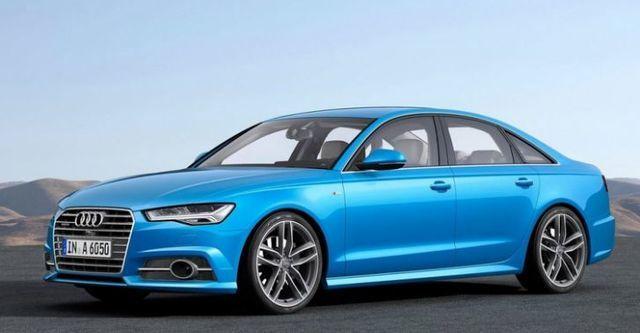 2015 Audi A6 Sedan(NEW) 35 TFSI  第5張相片