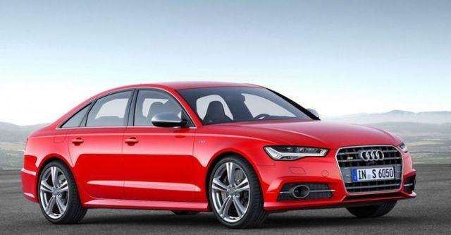 2015 Audi A6 Sedan(NEW) S6  第5張相片
