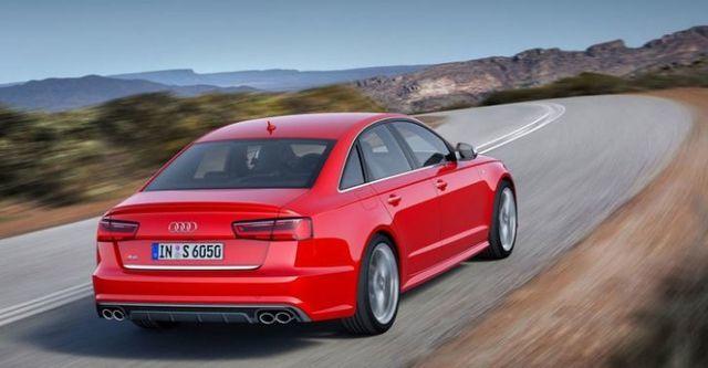 2015 Audi A6 Sedan(NEW) S6  第6張相片