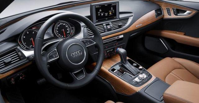 2015 Audi A7 Sportback(NEW) 50 TFSI quattro  第10張相片