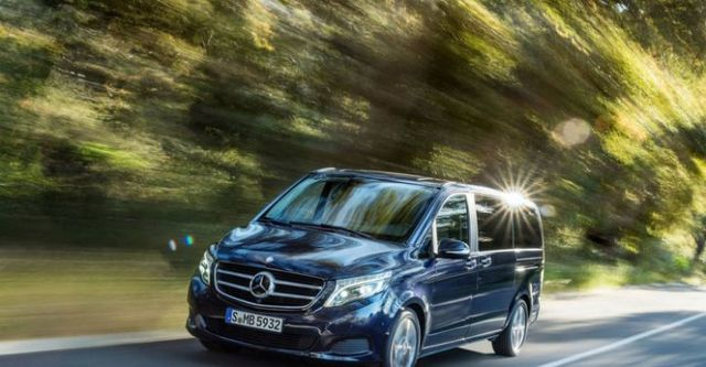 2015 M-Benz V-Class V250d  第5張相片