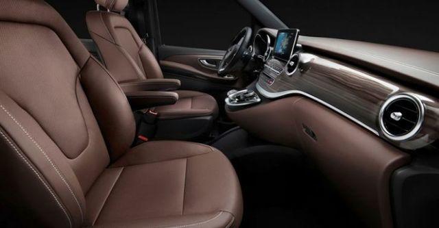 2015 M-Benz V-Class V250d  第7張相片