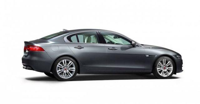 2015 Jaguar XE Prestige 20d  第3張相片