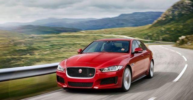 2015 Jaguar XE S  第5張相片