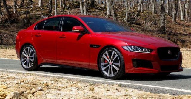 2015 Jaguar XE S  第6張相片