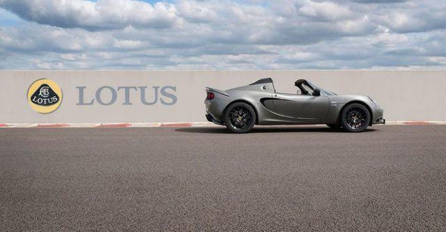2016 Lotus Elise S 20th Edition  第7張相片