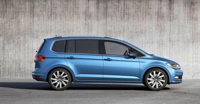 2016 Volkswagen Touran 280 TSI Trendline  第3張相片