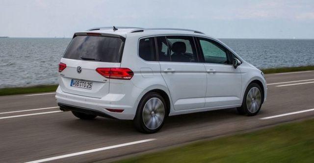2016 Volkswagen Touran 280 TSI Trendline  第5張相片