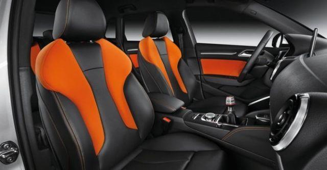 2016 Audi A3 Sportback 35 TFSI CoD  第8張相片