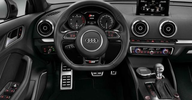 2016 Audi A3 Sportback S3  第7張相片