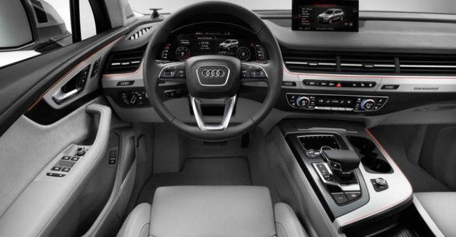 2016 Audi Q7 40 TFSI quattro Luxury七人座  第10張相片