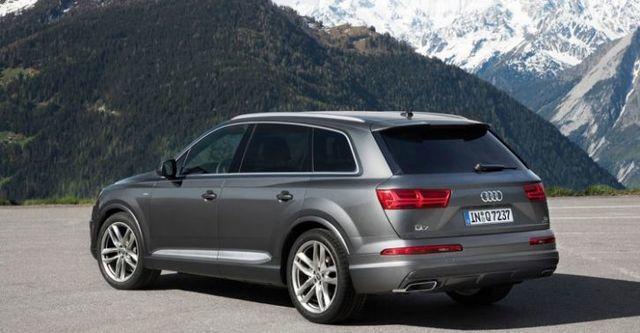 2016 Audi Q7 40 TFSI quattro七人座  第2張相片