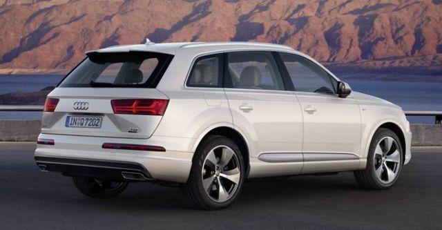 2016 Audi Q7 45 TDI quattro七人座  第4張相片