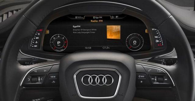 2016 Audi Q7 45 TDI quattro七人座  第8張相片