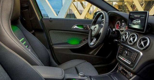 2016 M-Benz A-Class A180  第9張相片