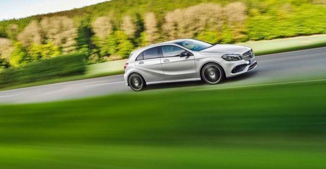 2016 M-Benz A-Class A180 AMG Line  第3張相片