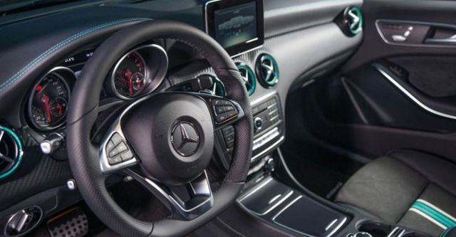 2016 M-Benz A-Class A180 AMG Line  第10張相片
