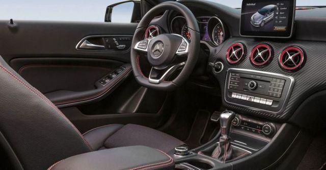 2016 M-Benz A-Class A250 Sport  第6張相片