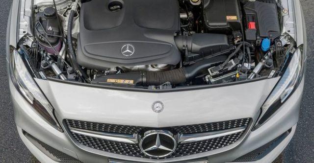 2016 M-Benz A-Class A250 Sport  第9張相片